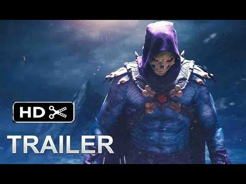 "He-Man Movie Trailer Teaser - 2019 Masters of the universe""(FAN MADE)"