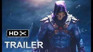 """He-Man Movie Trailer Teaser - 2019 Masters of the universe""""(FAN MADE)"""