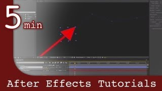 After Effects Tutorial: Rising Arrows, Stock Market Graph