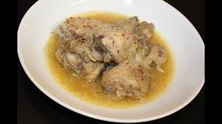 Готовьте куриные ножки по этому рецепту! Соус для курицы, тушеные куриные ножки