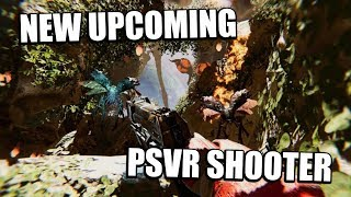 PSVR - New Upcoming PSVR FPS Shooter! (Seeking Dawn Gameplay)