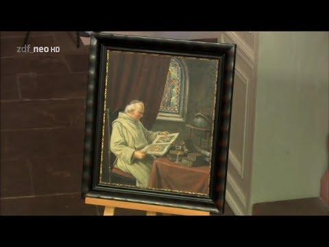 Sensationelles Gemälde von unbekanntem Maler   Bares für Rares