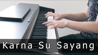 Karna Su Sayang - Near Feat  Dian Sorowea (Piano Cover By Riyandi Kusuma)