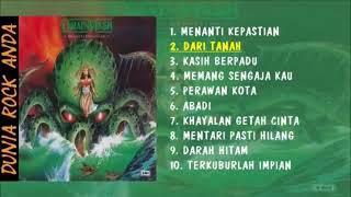 BRAINWASH   MENANTI KEPASTIAN 1991 FULL ALBUM