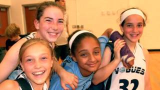 2016 Potomac Valley Vogues Fifth Grade National Girls Basketball Team
