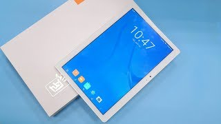TECLAST T20(Tablet PC) Unboxing