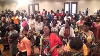Spéciale louange avec Dr. Jacques Maluma - 9ème Conférence Femmes Affranchies