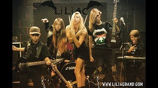Enter Sandman   Liliac (Official Cover Music Video)