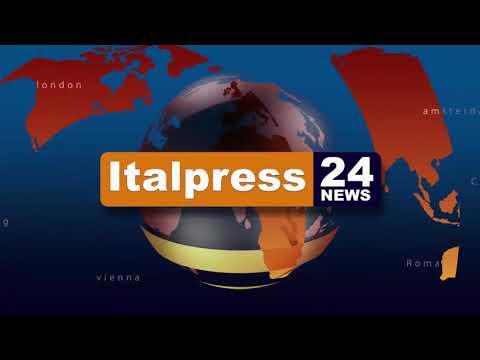 TG NEWS ITALPRESS EDIZIONE DELLE ORE 13.00