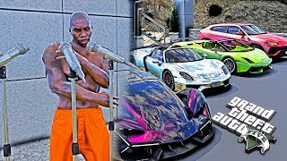HE WANTS TO BE A RAPPER + CAR SHOWCASE #116 (REAL LIFE MOD)