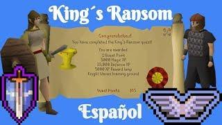[OSRS] King´s Ransom (Español) + Knight Waves Training Ground