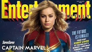 Captain Marvel Will Defeat Thanos | SuperSuper