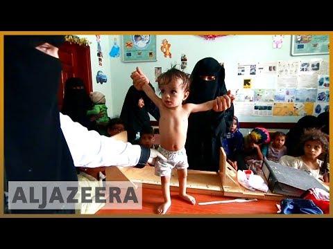 🇾🇪 Yemen: Protests continue as Geneva peace talks stalled | Al Jazeera English