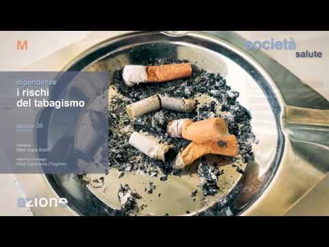 Flemma fumando il trattamento
