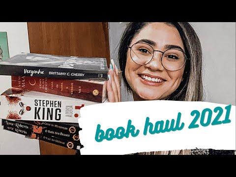 BOOK HAUL 2021, JANEIRO, FEVEREIRO, MARÇO E ABRIL | Recanto Estelar