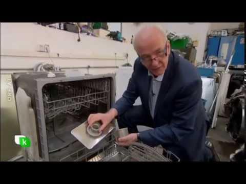 Wie Sie ihren Geschirrspüler pflegen und warten - ORF-heute konkret