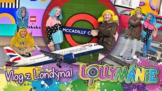 Lollymánie S03E04 - Vlog z Londýna
