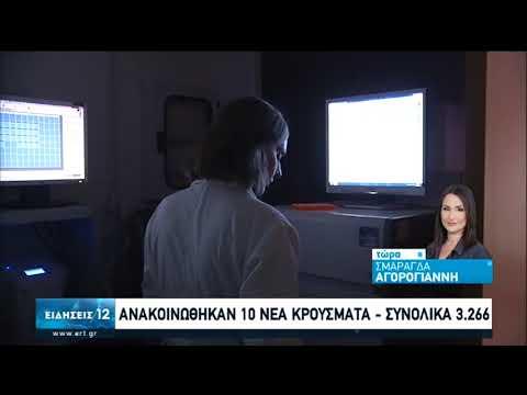 Η εξέλιξη του Κορονοϊού στην Ελλάδα | 22/06/2020 | ΕΡΤ