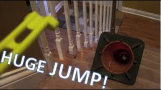 CRAZY 3 STORY HOT WHEELS MARBLE TRACK!! - Marble Run