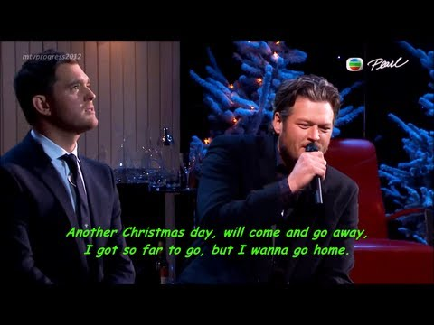 michael buble and blake shelton home free mp3 download