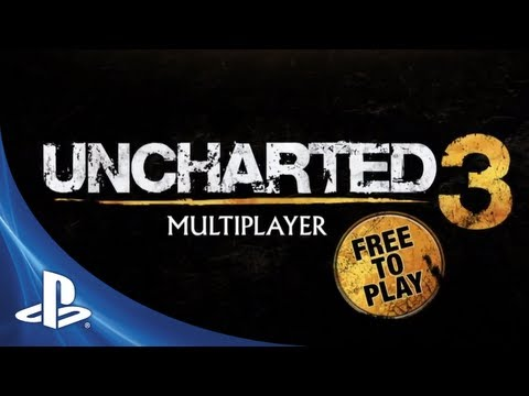 Uncharted 3's Multiplayer Is Going Free-To-Play