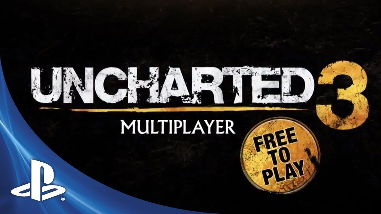 Multiplayer de UNCHARTED 3 Agora é Gratuito!
