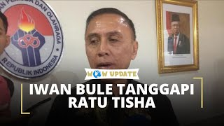 Ratu Tisha Mundur, Ketum PSSI Iwan Bule Menghargai Keputusannya