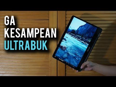 Review Asus VivoBook Flip 14 (TP410UA) - 2in1 Gapake Mahal!