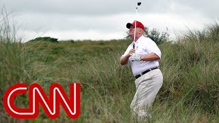 Sportswriter: Trump cheats like a mafia accountant at golf