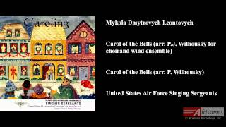 Mykola Dmytrovych Leontovych - Carol of the Bells
