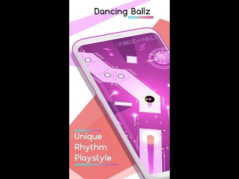 Vídeo do Dancing Ballz: Linha de Música