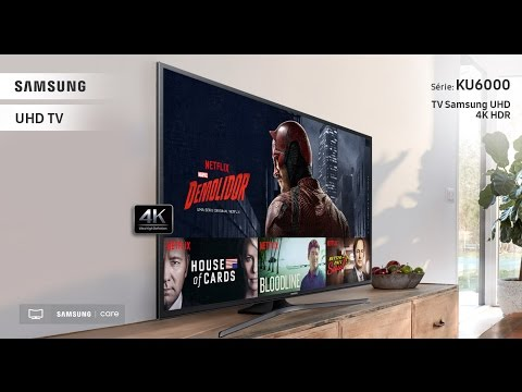 Review / Unboxing Smart Tv 55