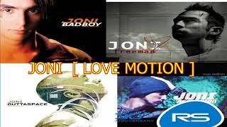 รวมเพลง ศิลปินRS JONI ANWAR  อัลบั้ม JONI [LOVE MOTION] ช้า (พ.ศ2560) | Official Music Long Play