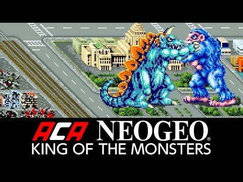 ACA NEOGEO KING OF THE MONSTERS thumbnail