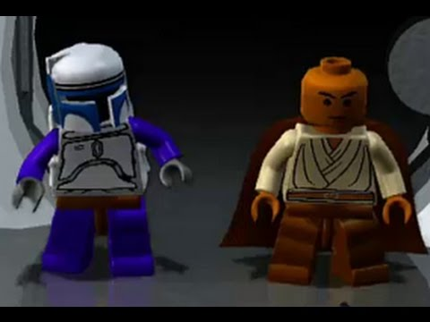 Lego Star Wars The Complete Saga Walkthrough Bounty Hunter