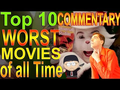 Worst Movies Commentary PhantomStrider