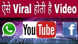 How To Viral Video In Social Media? | Social Media Me Video Viral Kaise Hota Hai?(in hindi)