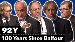 Israel 100 years After the Balfour Declaration