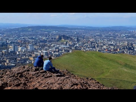 Edinburgh, Arthur's Seat Walk In 4K Mp3