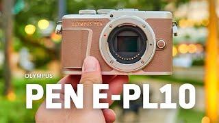Olympus PEN E-PL10 Review - Far Superior Than Smartphone Cameras
