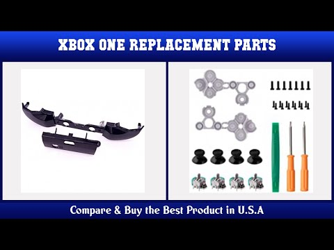 Top 10 Xbox One Replacement Parts to buy in USA 2021 | Price & Review