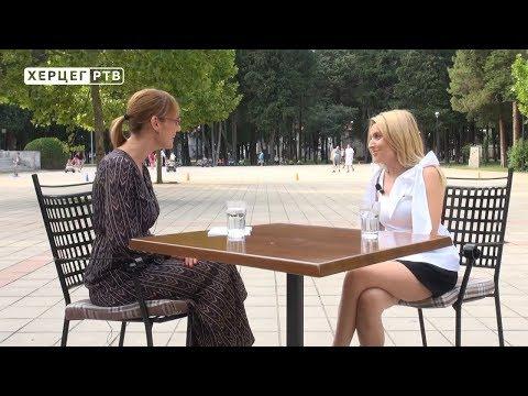 ANĐELKA PRPIĆ ZA HERCEG TV: Sve su žene Anđelka, a svi muškarci Andrija (VIDEO)