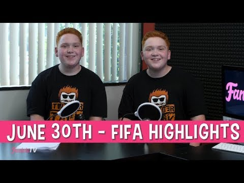 Royer Twins Top 5 - 2018 FIFA World Cup | FanlalaTV