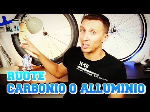 Ciclismo: Ruote in Carbonio o in Alluminio? 🚴