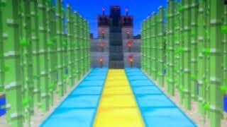 Bambusu je to Král Minecraft Song