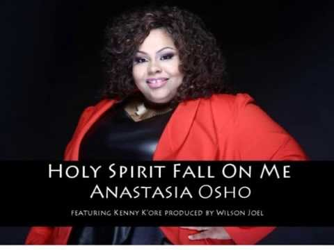 HOLY SPIRIT FALL ON ME FEATURING KENNY K'ORE