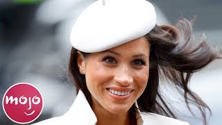 Top 10 Meghan Markle Style Moments