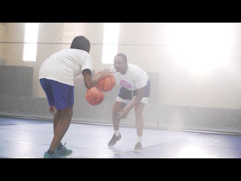 NJCAA Girls Basketball Clinic with Tamecka Dixon