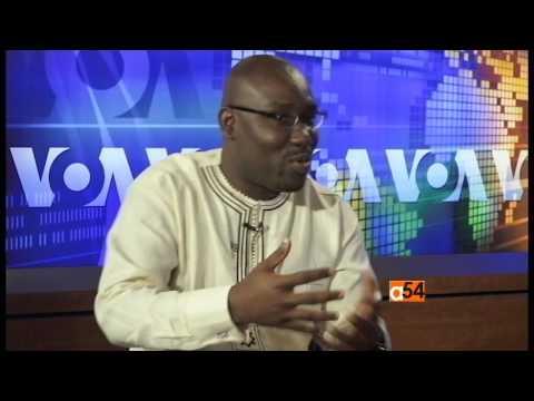 Peter Clottey speaks with Aisha Buhari