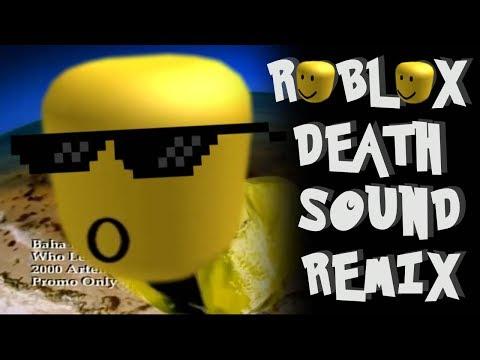 Roblox Death Sound - Remix Compilation